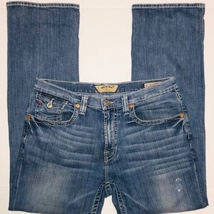 Men's Big Star Jeans.